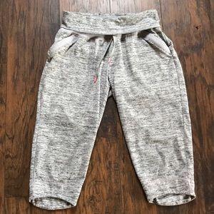 Athleta Cropped Sweatpants